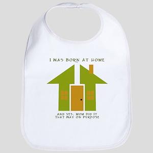 Homebirth on Purpose 2 Bib