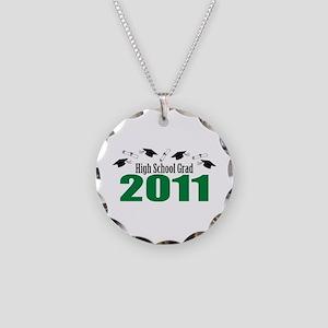 High School Grad 2011 (Green Caps And Diplomas) Ne