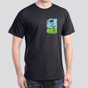 Graduate Runner Grass Dark T-Shirt