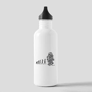 ROBOT EVOLUTION Stainless Water Bottle 1.0L