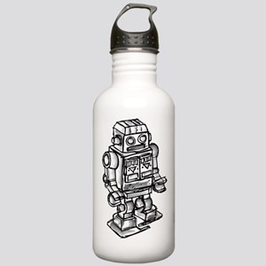 VINTAGE TOY ROBOT Stainless Water Bottle 1.0L