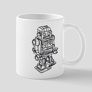VINTAGE TOY ROBOT Mug