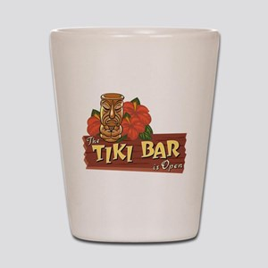 Tiki Bar is Open II - Shot Glass