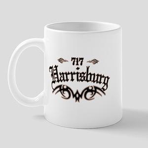 Harrisburg 717 Mug