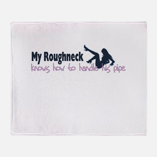 Pipe Throw Blanket