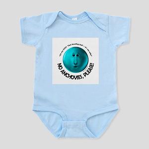 Anchovies Infant Bodysuit