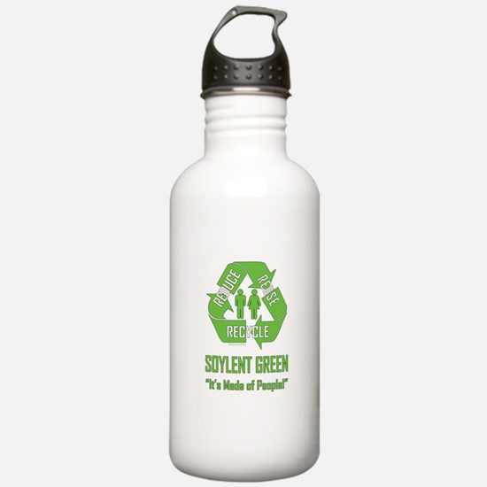 Soylent Green Water Bottle