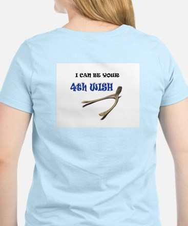 MAKE A WISH Women's Light T-Shirt