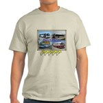 Adult Light Colour T-Shirt