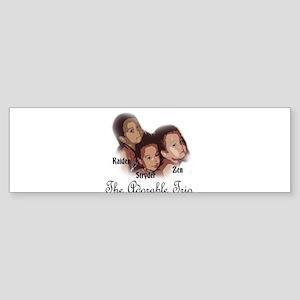 ZRS Adorable Trio Sticker (Bumper)