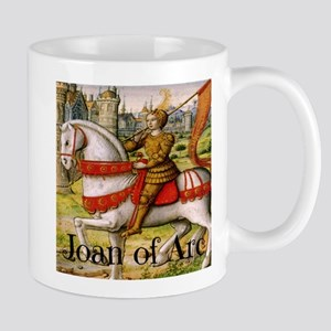 Joan of Arc Mugs
