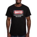 Dexter Men's Fitted T-Shirt (dark)