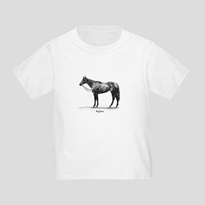 "Thoroughbred ""Ruffian"" Toddler T-Shirt"