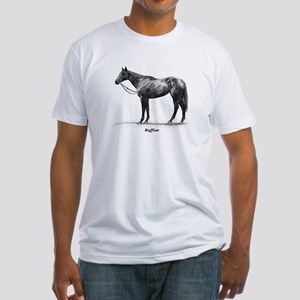 "Thoroughbred ""Ruffian"" Fitted T-Shirt"