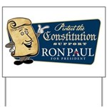Protect the Constitution Yard Sign