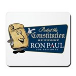 Protect the Constitution Mousepad