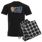 Protect the Constitution Men's Dark Pajamas
