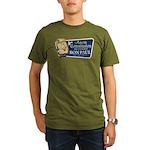 Protect the Constitution Organic Men's T-Shirt (da