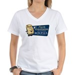 Protect the Constitution Women's V-Neck T-Shirt