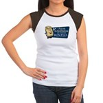 Protect the Constitution Women's Cap Sleeve T-Shir