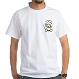 Labradoodle Mens Classic White T-Shirts