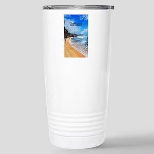 Barbados Stainless Steel Travel Mug