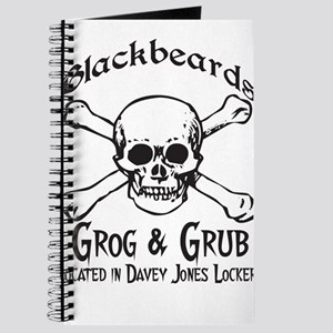 Blackbeards grog and grub Journal