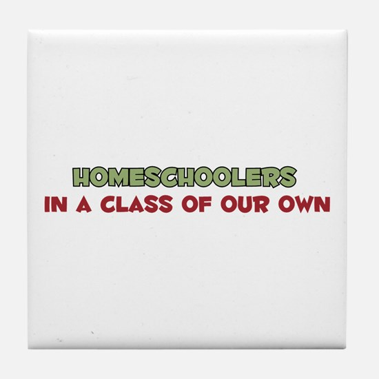 Class of our own Tile Coaster