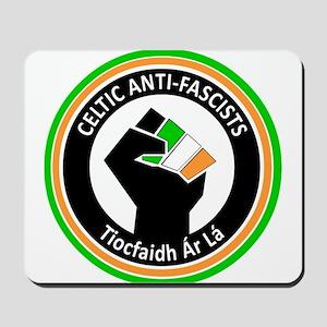 Celtic Antifascists Mousepad