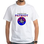 American Patriot White T-Shirt