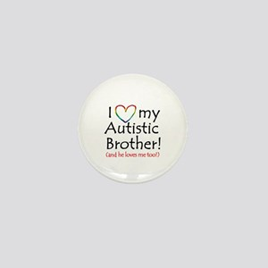 Autism Awareness - Mini Button
