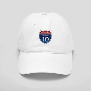 Interstate 10 - California Cap