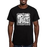 Uke Company HI Men's Fitted T-Shirt (dark)