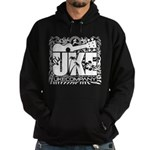 Uke Company HI Hoodie (dark)