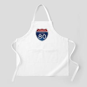 Interstate 80 - California Apron