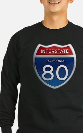 Interstate 80 - California T