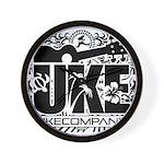 Uke Company HI Wall Clock