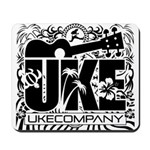 Uke Company HI Mousepad