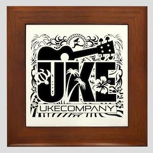 Uke Company HI Framed Tile