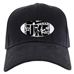 Uke Company HI Black Cap