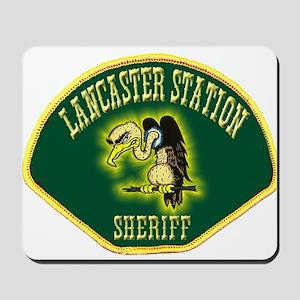 Lancaster Sheriff Station Mousepad