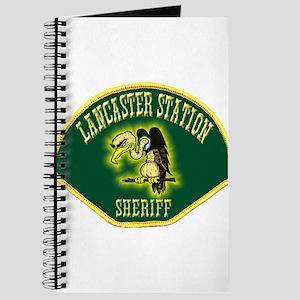 Lancaster Sheriff Station Journal