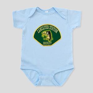 Lancaster Sheriff Station Infant Bodysuit