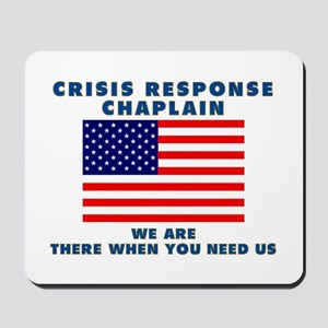 Crisis Response For All Mousepad
