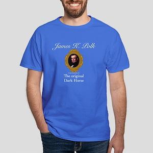 James K. Polk Dark T-Shirt
