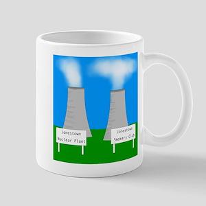 Nuclear smoking Mug