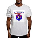 American Patriot Ash Grey T-Shirt