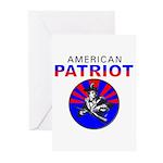 American Patriot Greeting Cards (Pk of 10)