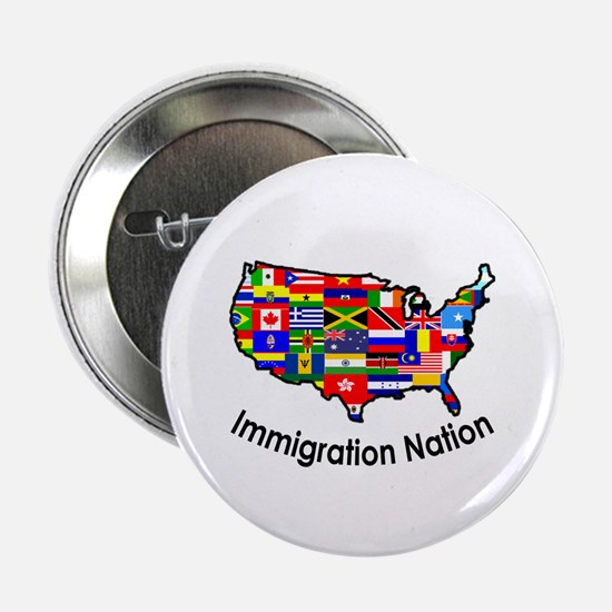 USA: Immigration Nation Button
