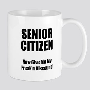 Senior Citizen Mug